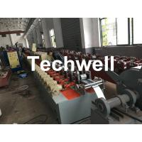 Quality Polyurethane Foam - Filled Rolling Shutter Roll Forming Machine For Making Door & Window Slats for sale