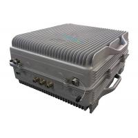 Quality 90dB High Gain Wireless Mobile Signal Repeater GSM 900MHz For Airport / Tunnel for sale