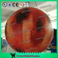 Quality Event Inflatable Mars Ball LED Light Inflatable Balloon for sale