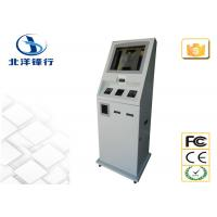 Quality 15'' Indoor Touch Screen Self Service Kiosk Bill Payment Machine 1024x768 for sale