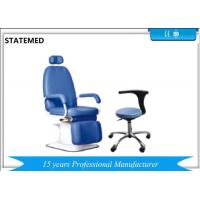 Quality Multifunctional Ent Treatment Chair / Ent Patient Chair Hydraulic Operating for sale