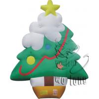 Quality Chrismas Advertisement inflatable Tree, Applied inflatable tree Chrismas Eco-friendly material inflatable tree for sale