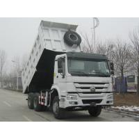 Quality Sinotrck howo tipper truck for sale