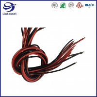 Quality Semiconductor Wire Harness with VH 3.96mm Female Latch Lock Connector for sale