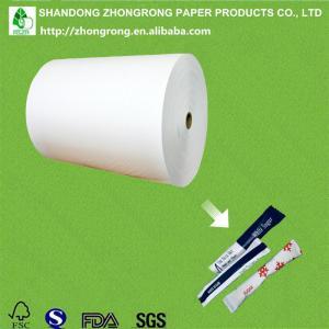 Quality food grade stick sugar paper for sale
