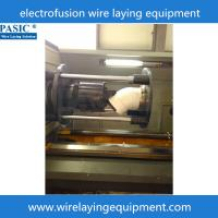 China CNC PE electorfusion fittings wire laying machine PC-160/630ZF elbow wire laying machine on sale