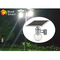 Quality Integrated Solar LED Wall Light With Lithium Battery , 50000hrs Lifespan for sale