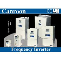 China 0.7kW - 160kW Variable Frequency Inverter with Vector Control on sale