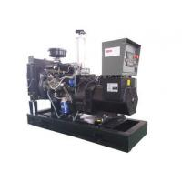 Quality Movable CUMMINS Open Diesel Generator 64KW  / 80KVA Prime Power - Continuous Duty Operation for sale