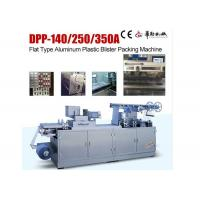 China Pharmaceutical Small Auto Blister Packing Machine with PLC Control system on sale