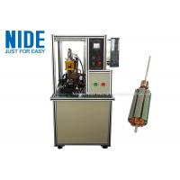 Quality Armature Commutator spot welding equipment fusing machine for rotor for sale