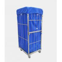 China Customized Size Roll Container Cover Trolley Liner 70 * 60 * 60 Cm Box Size on sale