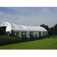 Quality Outdoor Events Giant Inflatable Event Tent , Activities Inflatable Tennis Court for sale