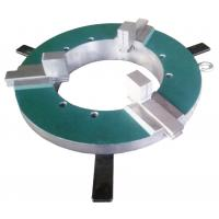 Quality OEM Welding Machine Accessories Manual 3 Jaw Lathe Chuck For Welding Positioner for sale