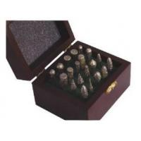 Quality Electroplated Diamond / CBN Mounted Grinding Points Set Abrasive Tool for sale