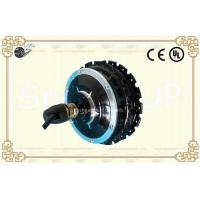 China Rear Wheel Brushless DC Electric Bicycle Hub Motor 36V 250W 255RPM 148mm Dia on sale