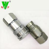 Quality Hydraulic pipe fitting high pressure hose fittings quick release couplings for sale