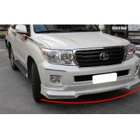 Quality TOYOTA Land Cruiser 200 2012 - 2014 FJ200 Front Bumper Cover with LED Lights for sale