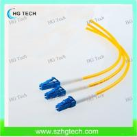 Quality Singlemode LC/upc Pigtail 2.0mm for sale