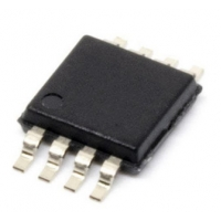 Quality Dual 1.6V Push Pull Electronic Analog Comparators MCP6542T-I/MS for sale