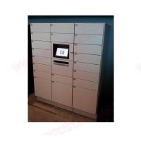China Keyless Express Automatic Parcel Delivery Locker, Courier Locker with credit card reader on sale