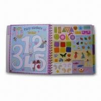 Quality Silk Cover Notebook, Various Colors Perfect Binding, Customized Designs are Welcome for sale
