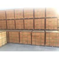 Quality Yellow Color Insulation Refractory Fire Bricks For Coke Oven , Size 230 X114x 65 Mm for sale
