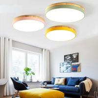 Quality Contemporary modern ceiling lights Hot thin led ceiling lights bedroom lamps (WH-MA-10) for sale