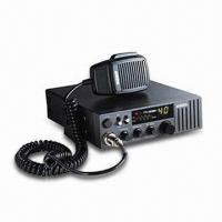 China Mobile CB Radio with 40 Channels on sale