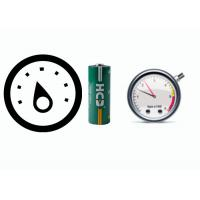 China 4/5A 2200mAh Lithium Manganese Dioxide Battery For Water Metering Long Shelf Life on sale
