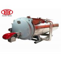 Quality Gas Oil Fired Thermal Conduction Oil Heater Boiler / Thermic Fluid Boiler for Plastic industry for sale