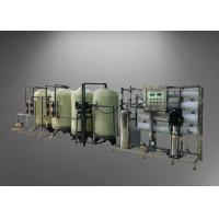 Buy cheap 4TPH RO Machine With Standby Water Softener System For Remove Dissolved Solids From Water from wholesalers