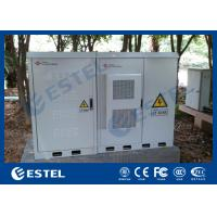 DDTE040 Customized Outdoor Communication Cabinets 19 Inch Rack Enclosures