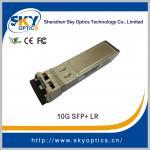 China 10g sfp+ LR 10Gb/s compatible sfp 1310nm 10km reach SMF module wholesale