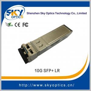 10g sfp+ LR 10Gb/s compatible sfp 1310nm 10km reach SMF module