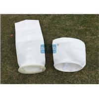 Buy Super Long Life Liquid Filter Bags With Glazed Layer Securing Downstream Matrix at wholesale prices
