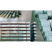 China 750-1010 / 1220 / 1250 mm Width SPCC, SPCD, SPCE Cold Rolled Steel Sheet on sale