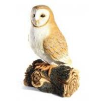 Quality Resin Craft of Owl Statue for Garden Decoration for sale