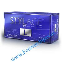 China stylage - L , VIVACY , dermal filler , 2 x 1ml pre-filled syringe , Deep dermis on sale