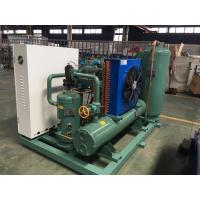 China Bitzer Water Cooled Condensing Units / Cool Room Refrigeration Units on sale