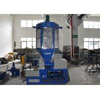 Quality EPS XPS Foam Plastic Recycling Equipment 200-250kg/H Output 560-65r/Min for sale
