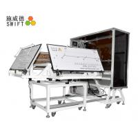 Quality Full Automatic Cable Tie Machine , Customized Plastic Tie Machine With A Robot for sale