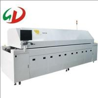 Quality High vacuum furnace SMT Reflow Oven , Consumption solder reflow oven for PCB for sale