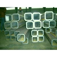 Quality S355 Hot Finished Seamless Square Tubes with competitive price from China for sale