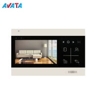 "Quality Home Security 4.3"" Video Doorphone Intercom System Interphone for sale"