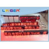 China P10 Led Sign Programmable , Electronic Scrolling Sign For Advertisement on sale