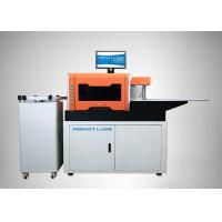 China Industrial Channel Letter Bending Machine 10-40 M/ Min Speed For Aluminum Sign Letter on sale