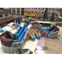 Quality Gorilla Inflatable Water Park for sale