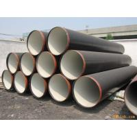 Quality Welded Spiral Pipes with Akzo Nobel 278 Epoxy Resin Coating as pilling pipes under sea for sale