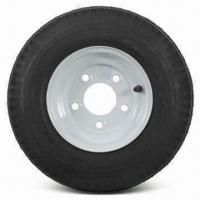 China KT 4.80/4.00-8 Bias Tire with 8 Inches Wheel, Made of Steel on sale